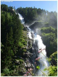 Vacances excursions et tourisme a Umhausen dans Oetztal au Tyrol en Autriche
