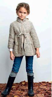 ropa para nias para este invierno con la moda infantil de pilar batanero