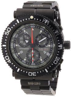 Nautec No Limit Herren-Armbanduhr Deep Sea Professional Chronograph Military Edition DSPM QZ/IPIPBKOL - http://uhr.haus/nautec-no-limit/nautec-no-limit-herren-armbanduhr-deep-sea-dspm-qz