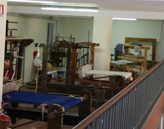 Authentic Italian rug making