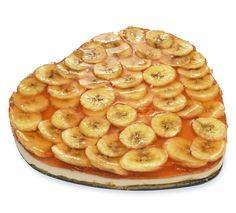 Bananowiec przepis bez pieczenia