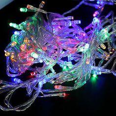 LED Fairy Lights - Indoor 10M RGB