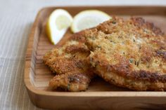 Herbed Chicken Cutlets with Panko and Parmesan Recipe