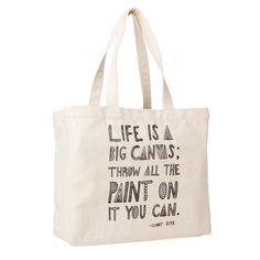 Love it!  Tote Bag from Kikki.K Australia