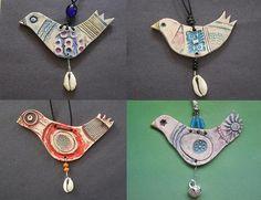 Clay #bird of paradise| http://beautiful-bird-of-paradise.mai.lemoncoin.org