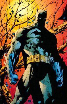 Batman by Jim Lee