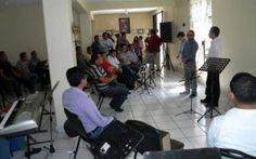 Presentan al nuevo director de la Orquesta Primavera de Oaxaca