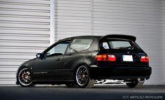Modified Honda Civic EG