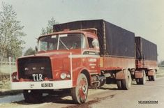 AEC-VB-32-42 mw en ahw Train Truck, Road Train, Huge Truck, S Car, Commercial Vehicle, Vintage Trucks, Classic Trucks, Cool Trucks, Transportation