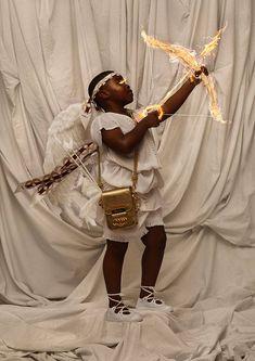 Black Girl Art, Black Girl Magic, Art Girl, Black Art, Angel Aesthetic, Black Girl Aesthetic, Twiggy, Pretty People, Beautiful People