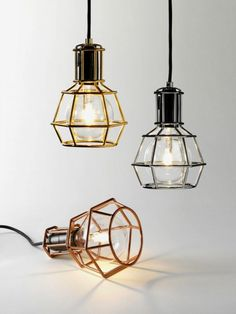 Design House Work Lamp Pendelleuchte