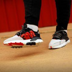 Adidas Fashion, Sneakers Fashion, Mens Fashion, Latest Sneakers, Chunky Sneakers, Adidas Shoes, Reebok, Trainers, Joggers