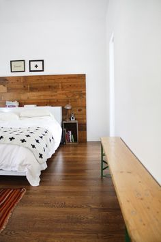 Sam & Anne's Cozy Modern Blend House Tour   Apartment Therapy