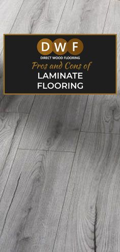 Laminate flooring is a popular choice in many homes. Durability, ease of maintenance, and a wide range of styles to choose from are just some of the reasons people love it! 😍  Find out if laminate is for you in our latest blog 👇  #Laminate #LaminateFlooring #WoodFlooring #Flooring #Decor #Home #DWF #DirectWoodFlooring #LivingRoom #Home #HomeDesign #ModernHome #FlooringTrends #Interiors #Interior #HomeDecor #Design #DesignInspiration #Hallway #Bedroom Underlay For Laminate Flooring, Direct Wood Flooring, Underfloor Heating Systems, Real Wood, Hardwood Floors, Design Inspiration, Range, House Design, Homes