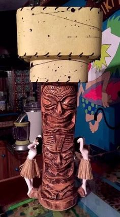 Tiki Go Lamp, pretty cool!