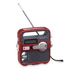 I need this crank/solar/batter radio for my survival preparedness