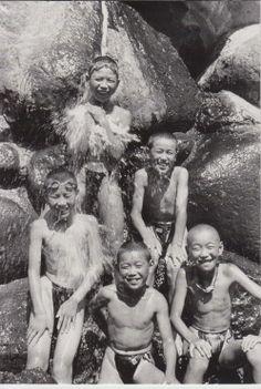 Ken Domon, The Children of Chikuho