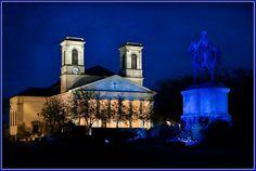 Église Saint-Louis, Napoléonville, La Roche-sur-Yon. Pays-de-la-Loire