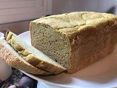 Pan sin gluten de trigo sarraceno hecho con la panificadora del LIDL | Armonía Corporal Pan Bread, Banana Bread, Gluten Free, Desserts, Food, Vegetarian, Medicine, Bread Recipes, Vegetarian Food