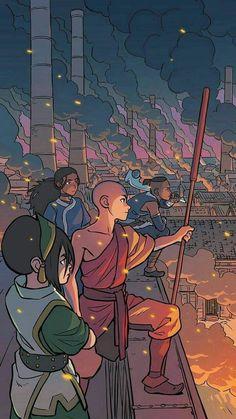 Avatar Aang, Avatar Airbender, Avatar Legend Of Aang, Team Avatar, Legend Of Korra, Avatar Fan Art, Aang The Last Airbender, Zuko, The Last Avatar