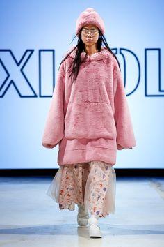 Xiao Li Ready To Wear Fall Winter 2018 London