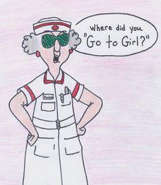 Happy Nursing Week...LOL