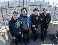 Fall Out Boy There's a reason they're known as the nicest guys in the music industry.