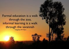 Learning help in showing the right path to reach the ultimate destination of wisdom. #learning #education #wisdom