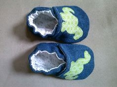 Dino shoes for baby boy K