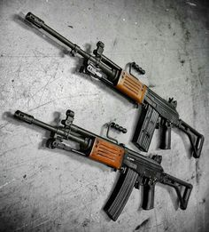 Galil ARM in 308 & 5.56
