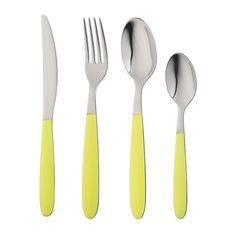 3abccd570c9c Buy John Lewis Vero Yellow Cutlery online at JohnLewis.com - John Lewis  John Lewis