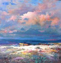 Robert Andriulli - Looming Cloud, 2013