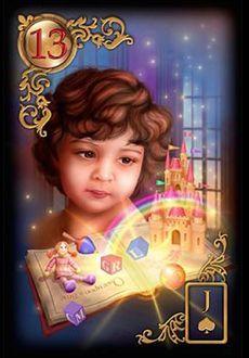 Saiba e aprenda mais sobre as combinações das cartas do Baralho Cigano Lenormand e aprofunde seus conhecimentos na carta Criança.