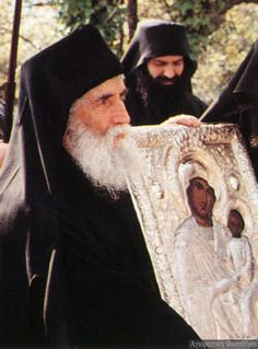 James W. Lillie: My Personal Recollections of Saint Paisios