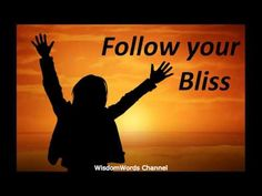 Abraham Hicks - Follow your Bliss We thank every day to Abraham Hicks for providing us knowledge and her wisdom. Feel free to express your thoughts with us r...