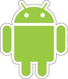 "Android Logo Green Robot Standard Vinyl Sticker. One 2""x2"" vinyl sticker free of charge! Coupon Code is freesticker. Get the item: http://anysigns.ca/index.php?main_page=product_info&cPath=62&products_id=1088"