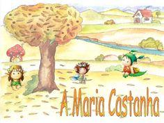 Maria Castanha Painting, Children Books, Kids Crafts, Autumn, Children's Books, Sint Maarten, Animal Templates, Story Books, School Libraries