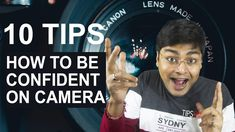 How To Overcome Camera Shyness | 10 Tips To Be Confident On Camera