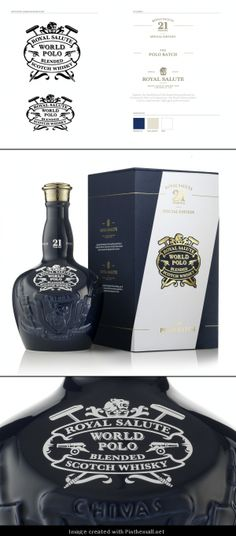 Royal Salute Limited Polo Edition #spirit #maximum #taninotanino