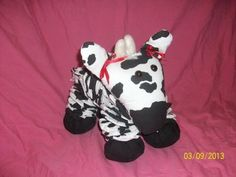 Yo Yo cow doll