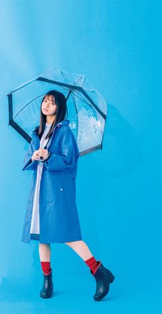 SAITO_asuka 齋藤飛鳥 Japanese Love, Japanese Fashion, Asian Cute, Beautiful Asian Girls, Saito Asuka, Beautiful Figure, Poses, Rain Wear, Pose Reference
