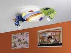 Lamp Kinderkamer Wand : 9 best verlichting kinderkamer images on pinterest ceiling
