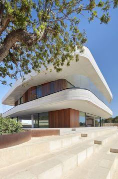 Gallery of Tennis Terraces / GRAS arquitectos - 4
