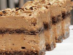 Torte Recepti, Kolaci I Torte, Cupcake Recipes, Baking Recipes, Dessert Recipes, Salmon Pie, Bosnian Recipes, Macedonian Food, Chocolate Oats