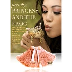 Pettiskirt - Princess & the Frog - pale apricot Essential Wardrobe Pieces, Ballet Bag, Little Fashionista, Chiffon Skirt, Satin Bows, To My Daughter, Fashion Beauty, Kids Fashion, Retro
