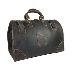 75c8b717c45565 High Quality cattle crazy horse leather man large capacity travel bag  luggage Duffle suitcase bag 8151