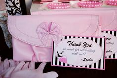 Barbie goodie bags