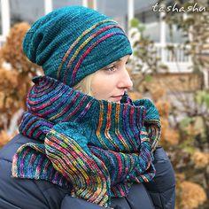 Ravelry: Aurora Borealis Hat pattern by Svetlana Gordon