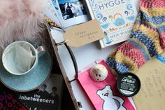 How To Make A Hygge Emergency Kit - Sleek-chic The Inbetweeners, Hygge Book, Cheer Up, Little Books, Survival Kit, Chic, Gifts, Fika, Natural Products