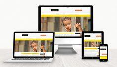 Webdesign Light to Life WebdesignLand Web Design, Polaroid Film, Life, Weaving, Design Web, Website Designs, Site Design